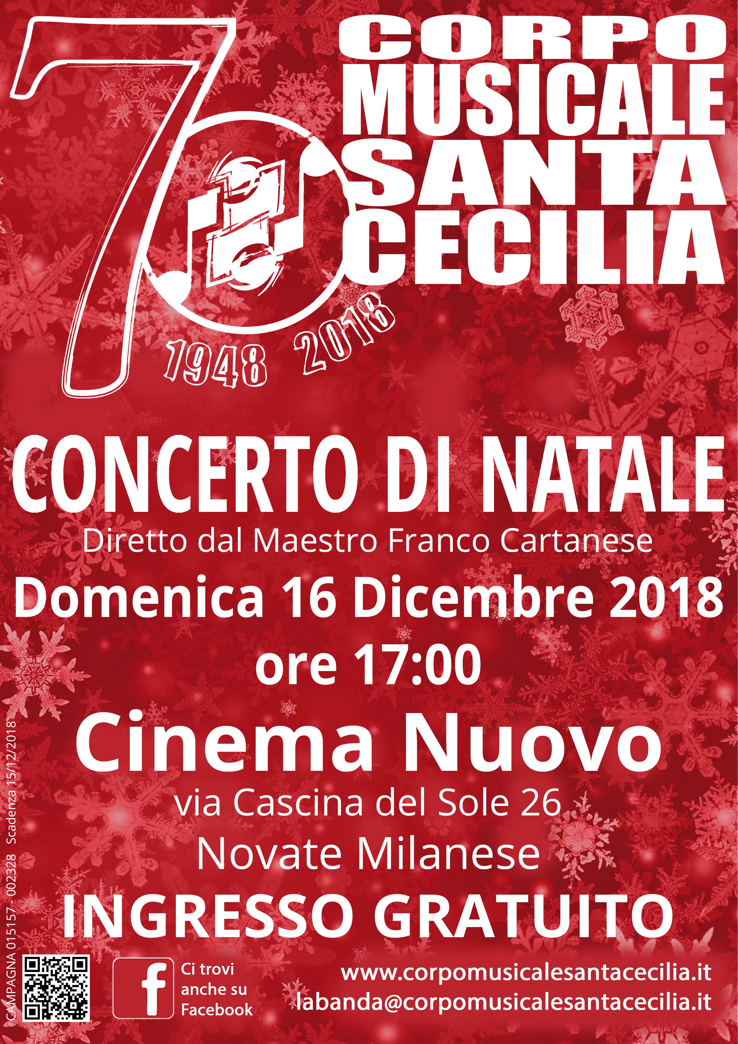 Scuola Di Musica Novate Milanese.Cmscecilianovatemilanese