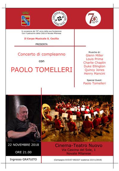 Scuola Di Musica Novate Milanese.Eventi